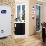 Виды газовых отопительных котлов для частного дома
