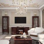 Использование  лепного декора в интерьере помещения
