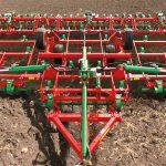 Почвообрабатывающие машины: культиватор прицепной