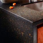 Популярные материалы для изготовления кухонных столешниц
