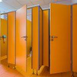 Разновидности сантехнических перегородок
