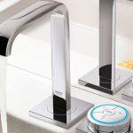 Сенсорный смеситель дома - преимущества и недостатки