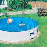 Какой выбрать бассейн для частного дома