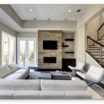 Дизайн вітальні в приватному будинку