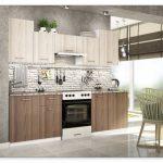 Кухонний гарнітур для маленької і великої кухні