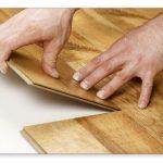 Настилання та укладка ламінату своїми руками: способи і правила