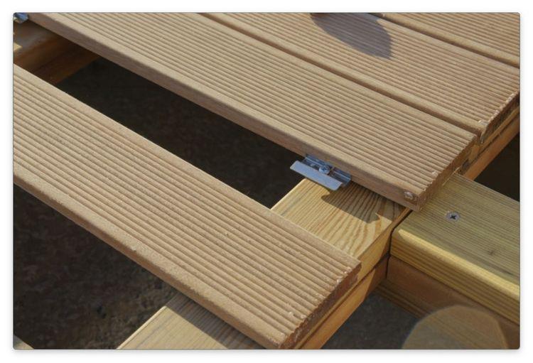 Терасна дошка для підлоги - властивості і призначення