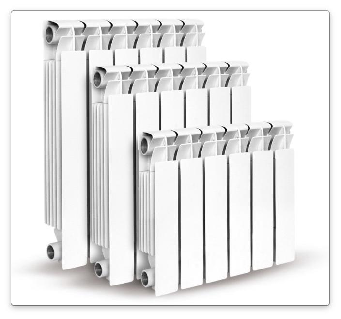 Види радіаторів опалення: вибираємо найкраще