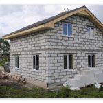 Зовнішнє оздоблення будинку з газобетону