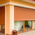 Защитные рольставни на окна: применение, функции, свойства