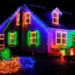 Какой гирляндой украсить дом: виды современных украшений к Новому году