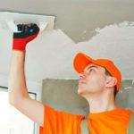 Ремонт потолка: подготовка к ремонту, выравнивание