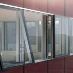 Безопасность алюминиевых оконных конструкций